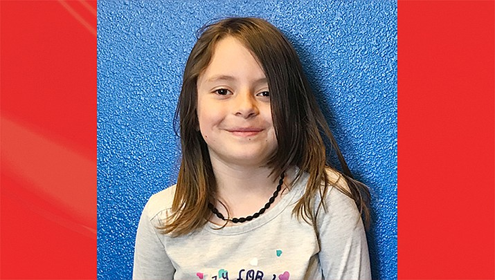 Aleah Phipps is the Chino Valley Unified School District Student of the Week. (CVUSD/Courtesy)