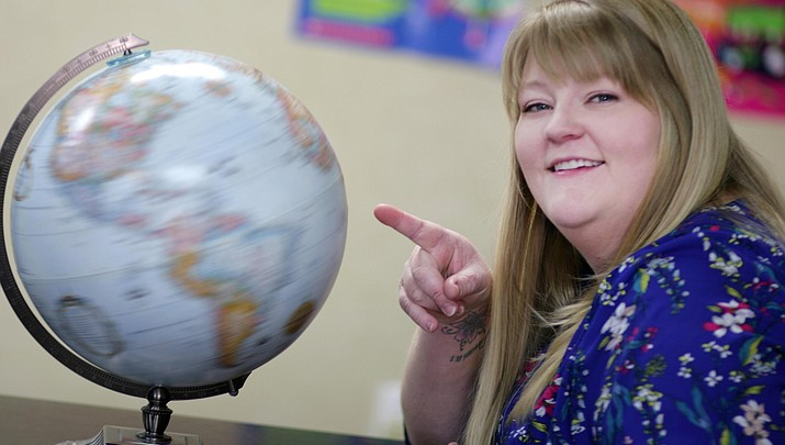 Q&A with Verde Valley Teacher of the Week Reanna Byrd