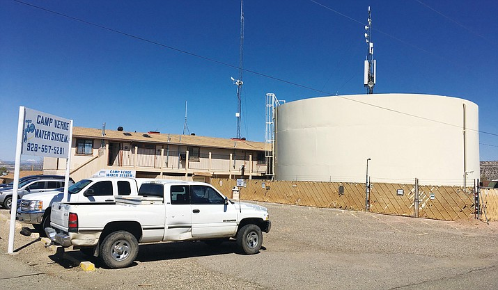 In August 2018, the town and the water company could only agree that the water company wanted more for the business than the town was willing to pay. The Town of Camp Verde offered $6.5 million, the water company wanted $8 million. VVN/Bill Helm