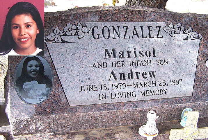 Monday marked the 22-year anniversary of when Gonzalez was found shot and killed in an alley in Cottonwood. She was 17 years old, as was Cruz. VVN file photo