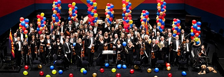 Phoenix Symphony, 3 p.m., March 31, Yavapai College Performing Arts Center, 1100 E. Sheldon St. Tickets start at $29 and full time college students can purchase any available ticket for $10. www.yavapaisymphony.org. 928-776-4255.