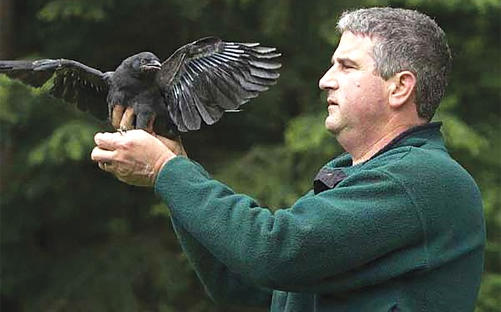 Keynote speaker John Marzluff will lead trips and present a talk about human's effects on birds, including excerpts from his most recent book, Gifts of the Crow: How Perception, Emotion, and Thought Allow Smart Birds to Behave Like Humans.