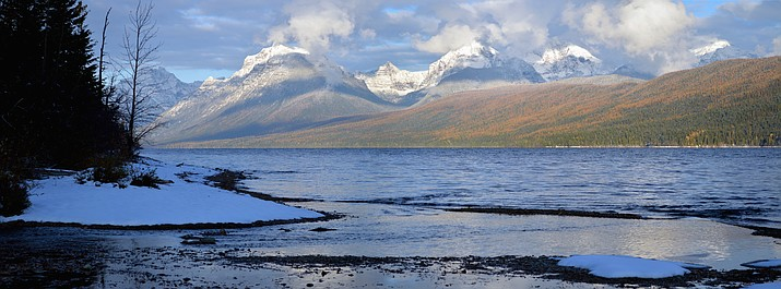 Lake McDonald, Glacier National Park. (Photo/NPS)