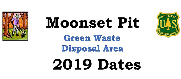 After two years of renovations and expansion, Kaibab National Forest has announced dates that Moonset Pit will be open to the public. (Flyer/USFS, Kaibab National Forest)