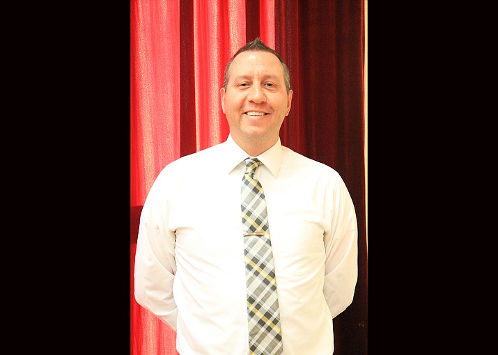 Eric Evans is the new principal at Williams High School.