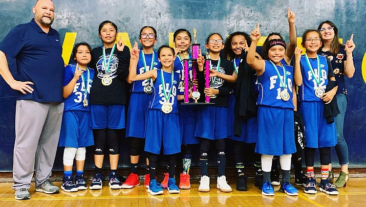 Flagstaff youth basketball team wins national tournament