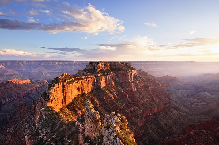 Grand Canyon National Park. (Stock photo)