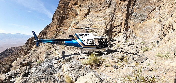 Yaussi's body was recovered March 24 by an Inyo County Sheriff's Deputy and California Highway Patrol's H-80 helicopter. (Photo/Inyo County Sheriff's Office)