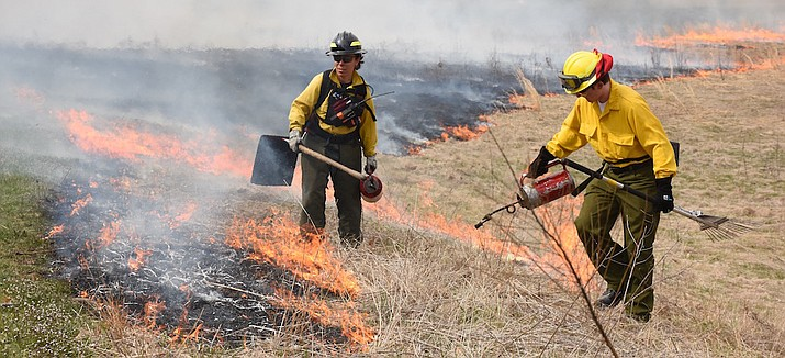 Valley Forge National Historic Park will set prescribed fires to reduce invasive plants. (Photo/NPS)
