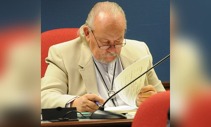 """Rep. John Fillmore, R-Apache Junction, says a bill aimed at blocking the social promotion of K-12 students to the next grade """"gives them a second opportunity to grasp that they need to know to succeed in life."""" File photo by Howard Fischer/Capitol Media Services"""