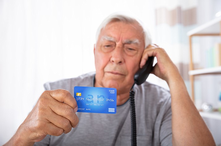Williams Police Department wants the public to be aware of recent phone scams targeting the the Williams senior community.