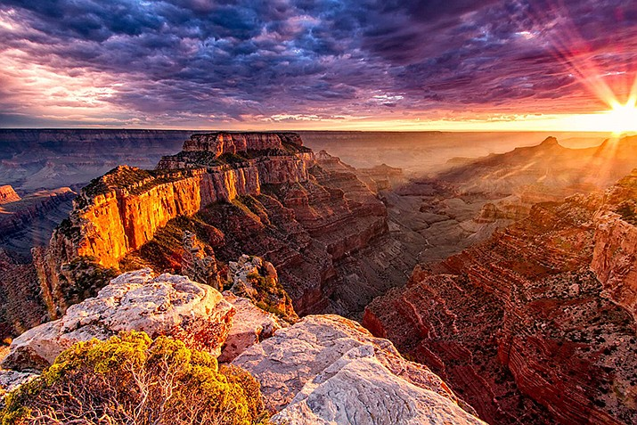The Prescott Creation Society's spring tour of the Grand Canyon is planned for Saturday, April 18. (Courier stock)