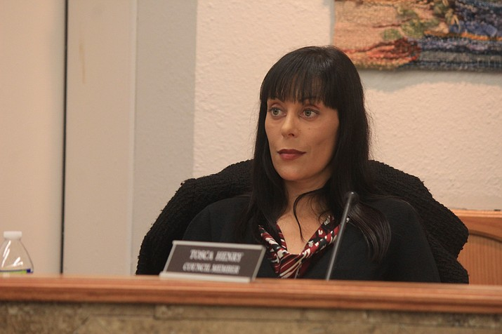 """Vice Mayor Tosca Henry: """" ... Every single time we discuss these expenditures it keeps growing and growing and the end is still not in sight."""" VVN file photo"""