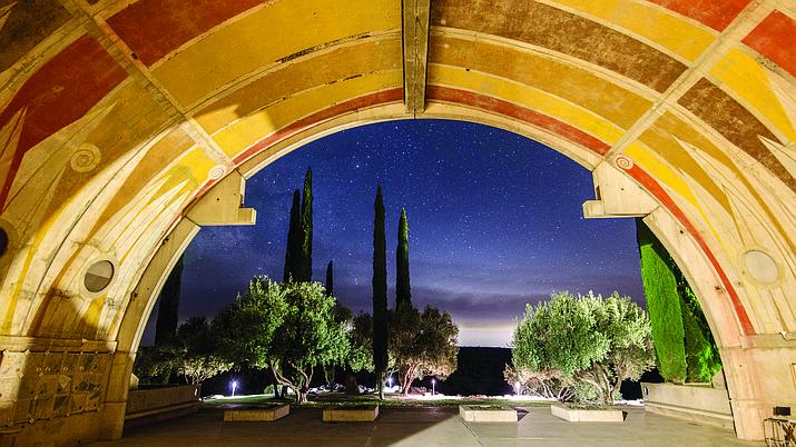 Arcosanti, AZ. (Jens Kauder/Courtesy)