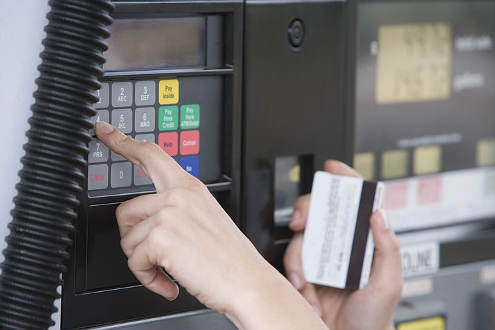 The Prescott Valley Police Department recently found a credit-debit card skimmer that was placed in a gas pump at the Circle K located on 6150 N. Hwy 69 in Prescott Valley, the department said in a release Wednesday, April 10, 2019. (Courier stock photo)