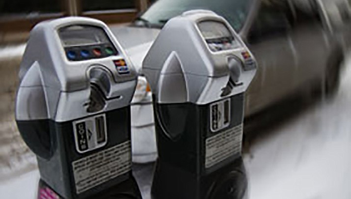 Should the City of Prescott add parking meters back into downtown? Prescott had parking meters decades ago. (Courier file)