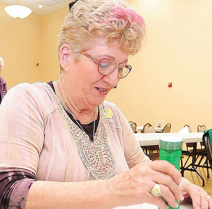 Bingo, Adult Center of Prescott, 1280 E. Rosser St. Doors open 12 p.m., games start 1:30 p.m., April 14
