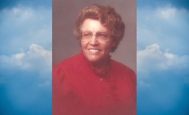 Peggy Joyce Cook