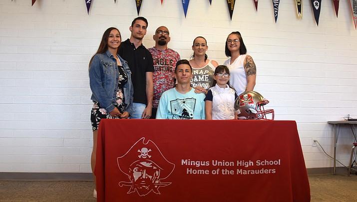 Mestas signs with Dakota State football