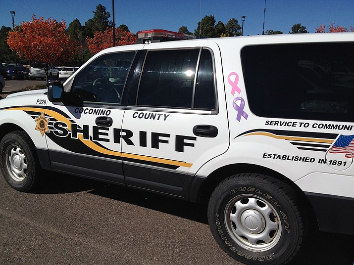The Coconino County Sheriff's Office recently assigned a permanent deputy to Tusayan. (Photo/CCSO/Facebook)
