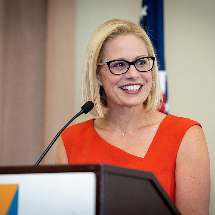 Arizona Senator Kyrsten Sinema said access to primary health care in rural communities, including many reservation towns is a challenge that she hopes to address with her community health investment bill. (Photo/Kyrsten Sinema D-Arizona)