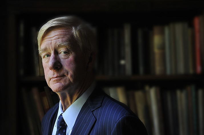 Former Massachusetts governor William Weld, who two years ago ran for vice president on the Libertarian Party ticket, has become the first Republican to challenge President Donal Trump in the 2020 primaries. (Gary Johnson Presidential Campaign)