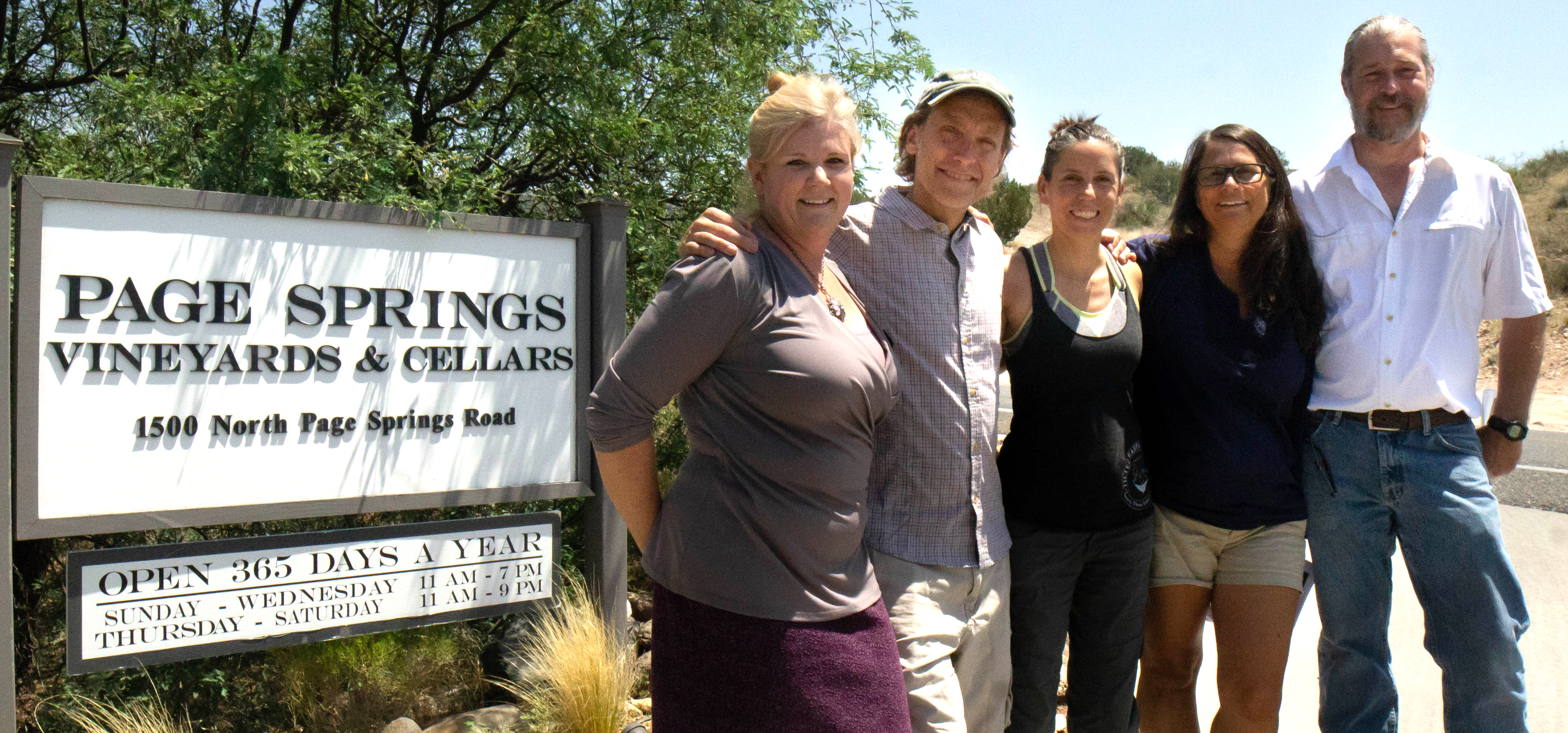 County P&Z to consider Page Springs Cellars expansion