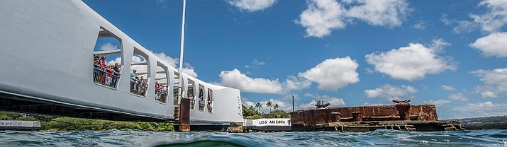 Pearl Harbor National Memorial. (Photo/NPS)