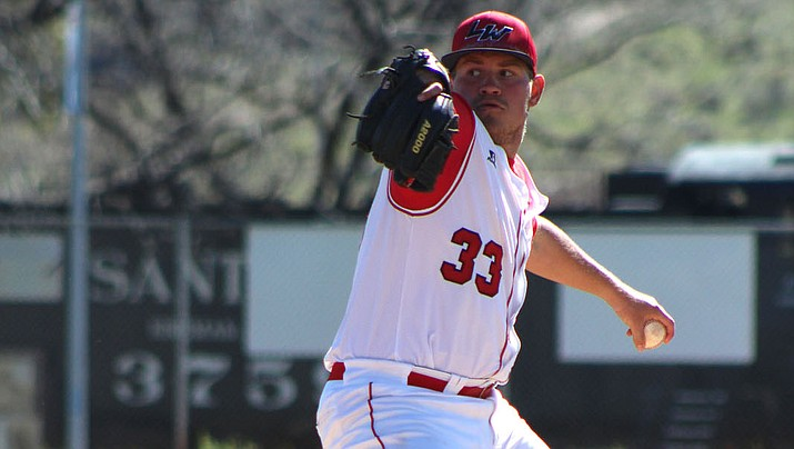 Matt Bathauer struck out 12 as Lee Williams beat Mingus 10-3 Tuesday afternoon at Dick Grounds Field. (Daily Miner file photo)