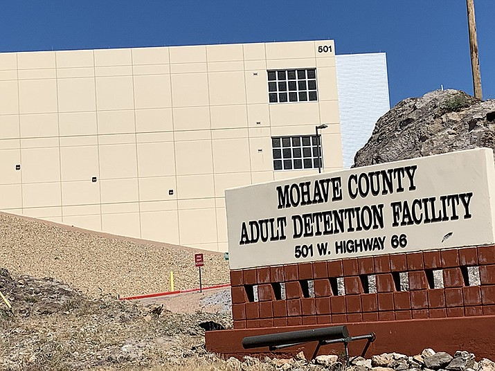 Five inmates at the Mohave County Adult Detention Facility experienced drug overdoses Tuesday at approximately 7 p.m. Anita Mortensen, spokeswoman for MCSO said the case is still under investigation. (Photo by Tim Gardner/For the Daily Miner)