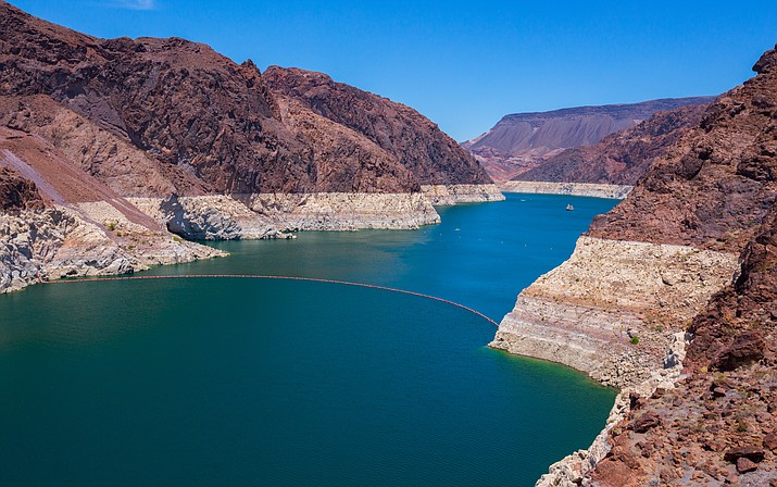 The deal, formally known as the drought contingency plan, recognizes that existing allocations among basin states were drawn up during periods of what have turned out to be unusually heavy flows on the river. What happened is that there were projections which showed that Lake Mead would drop next year to a point where there would be mandatory reductions. Arizona, having the lowest priority claim, would be the hardest hit. Adobe Stock Image