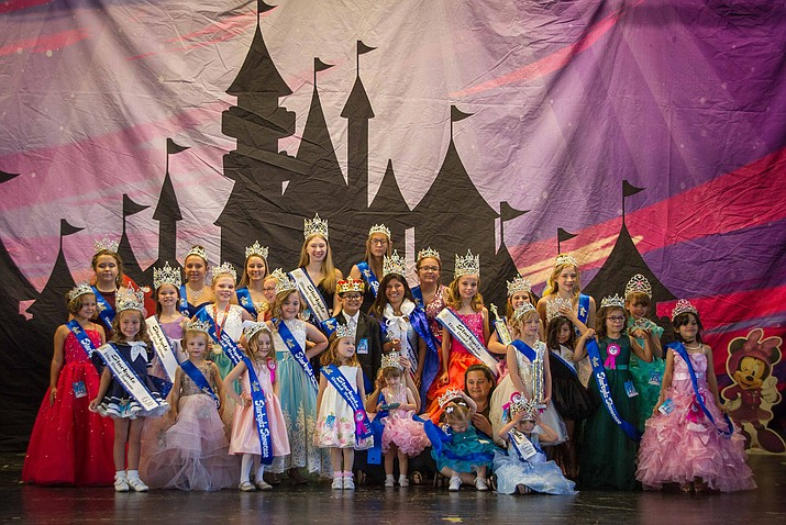 "Starkydz ""Wish Upon a Star"" Pageant Queens and Kings was Saturday, April 13 at White Cliffs Middle School.  (Photo courtesy of James Brazaski Photography)"