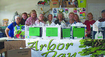 Garden club invites public for tree planting on Arbor Day photo