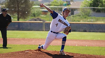 Prep Baseball: Bulldogs inch closer to region title with win over Wickenburg photo