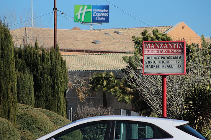 "Health officials recommend a 95% vaccination rate in order for ""herd immunity"" to be effective, but not one kindergarten class in Kingman is at that level. Manzanita Elementary comes closest in KUSD with nearly 92% vaccinated for measles. (Photo by Vanessa Espinoza/Daily Miner)"