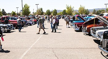 More than 350 cars expected at Cruise-in for the Vets photo