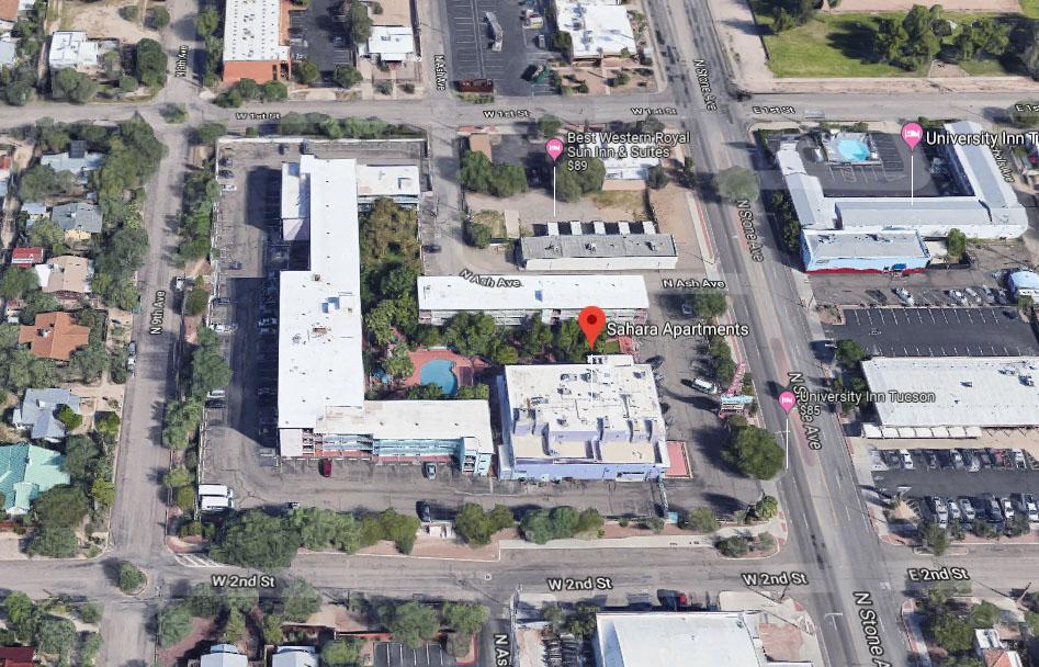 Tucson complex settles pregnancy discrimination case