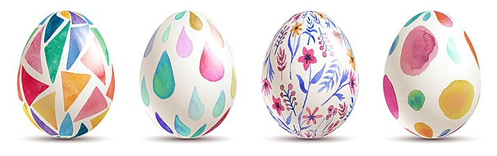 The tradition of coloring Easter eggs and turning them into Deviled eggs is still a beloved family tradition. (Adobe Images)