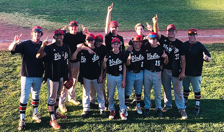 Lee Williams concluded the regular season Thursday with a 5-2 victory over Mingus to capture back-to-back 4A Grand Canyon Region titles. (Courtesy)