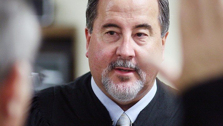 Camp Verde magistrate gets four-year contract with the town