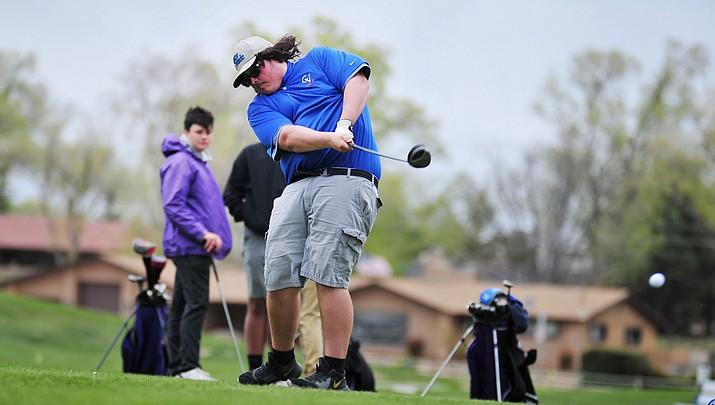 Camp Verde golf finishes third at Antelope Hills in Prescott