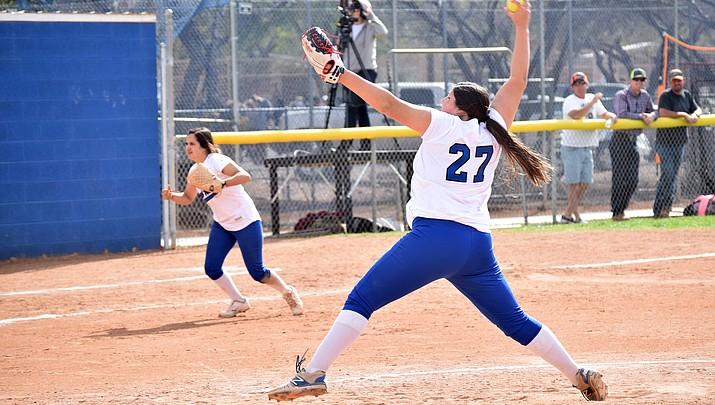 Sports briefs: Camp Verde softball blanks No. 4 Northland Prep