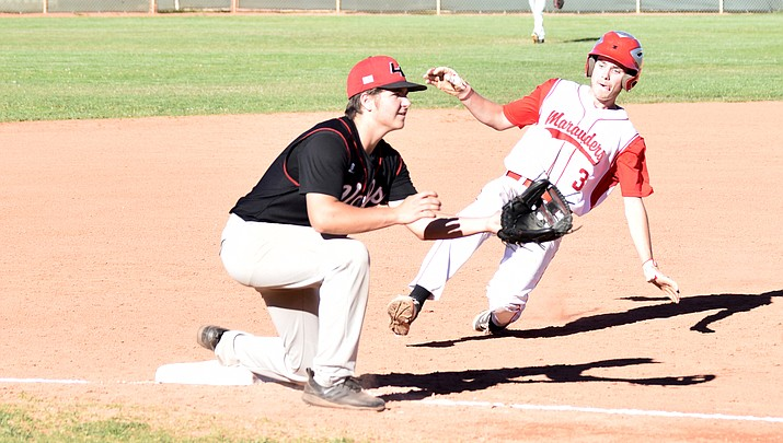 Mingus baseball's rally comes up short against LW