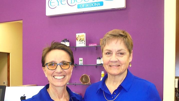 Eye BoutiqueofSedona donates $2,000 to Verde Valley First Books