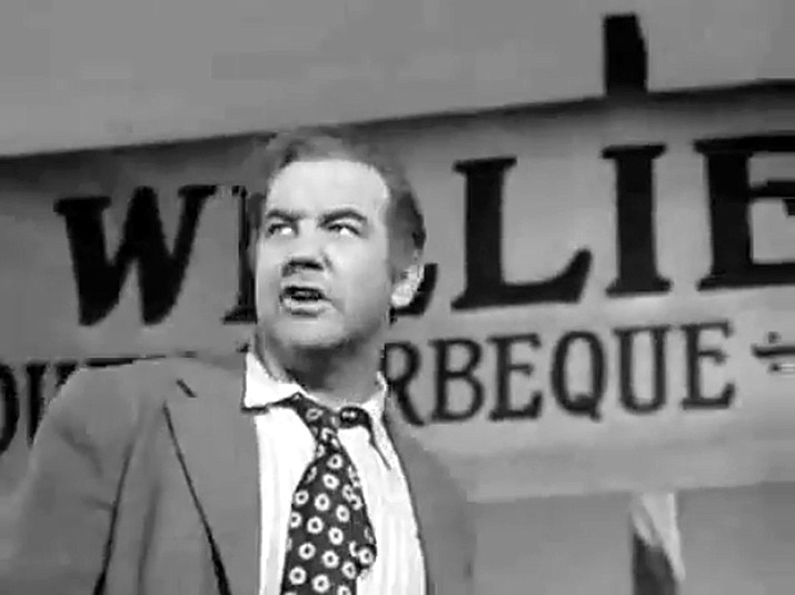 Broderick Crawford as Willie Stark in the trailer for the 1949 film All the King's Men. (Columbia Pictures [public domain])