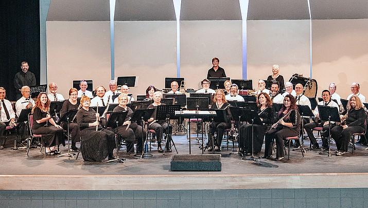 Cottonwood Community Band to perform music from stage and screen