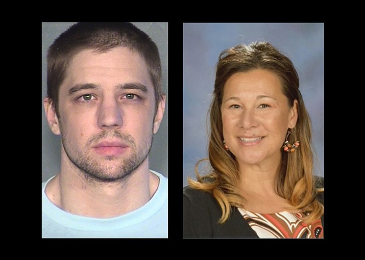 Coconino County Sheriff's Office announced it is charging Charlie Malzahn with the murder of Cathryn Gorospe. (Flagstaff Police Department/photos)
