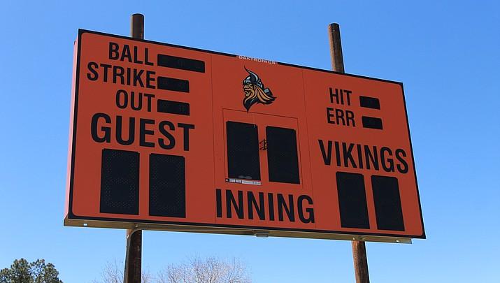 Scoreboards added to WHS ball fields
