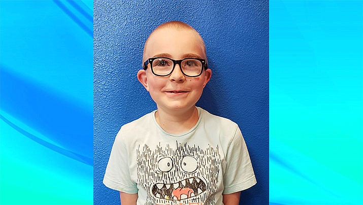 Jude Hammons is the Student of the Week for Chino Valley Unified School District. (Courtesy)