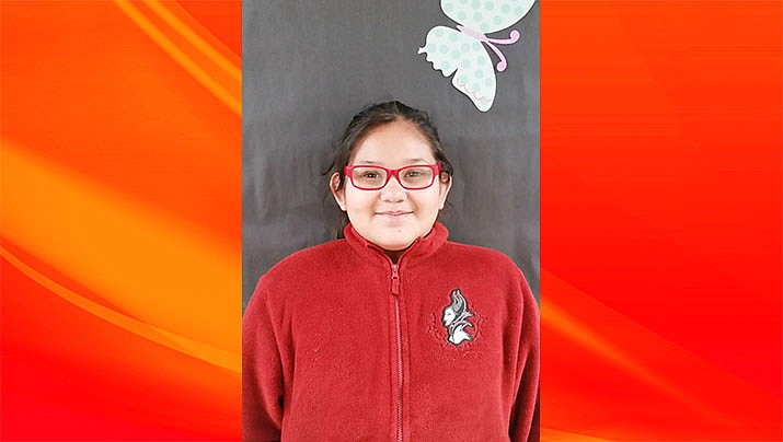 Jazmin Ponce is the Humboldt Unified School District Student of the Week. (Courtesy)